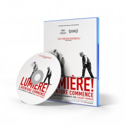 Blu-Ray Lumière !