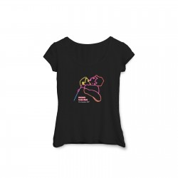 T-Shirt Wong Kar-wai Femme